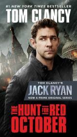 进口英文 现货【英文原版】The Hunt for Red October ( movie ti