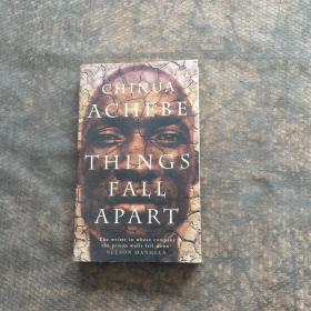 THINGS FALL APART 崩溃