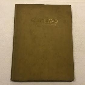 CLEVELAND-Prodigy of the Western Reserve(大16开)克利夫兰-西部保留地的天才