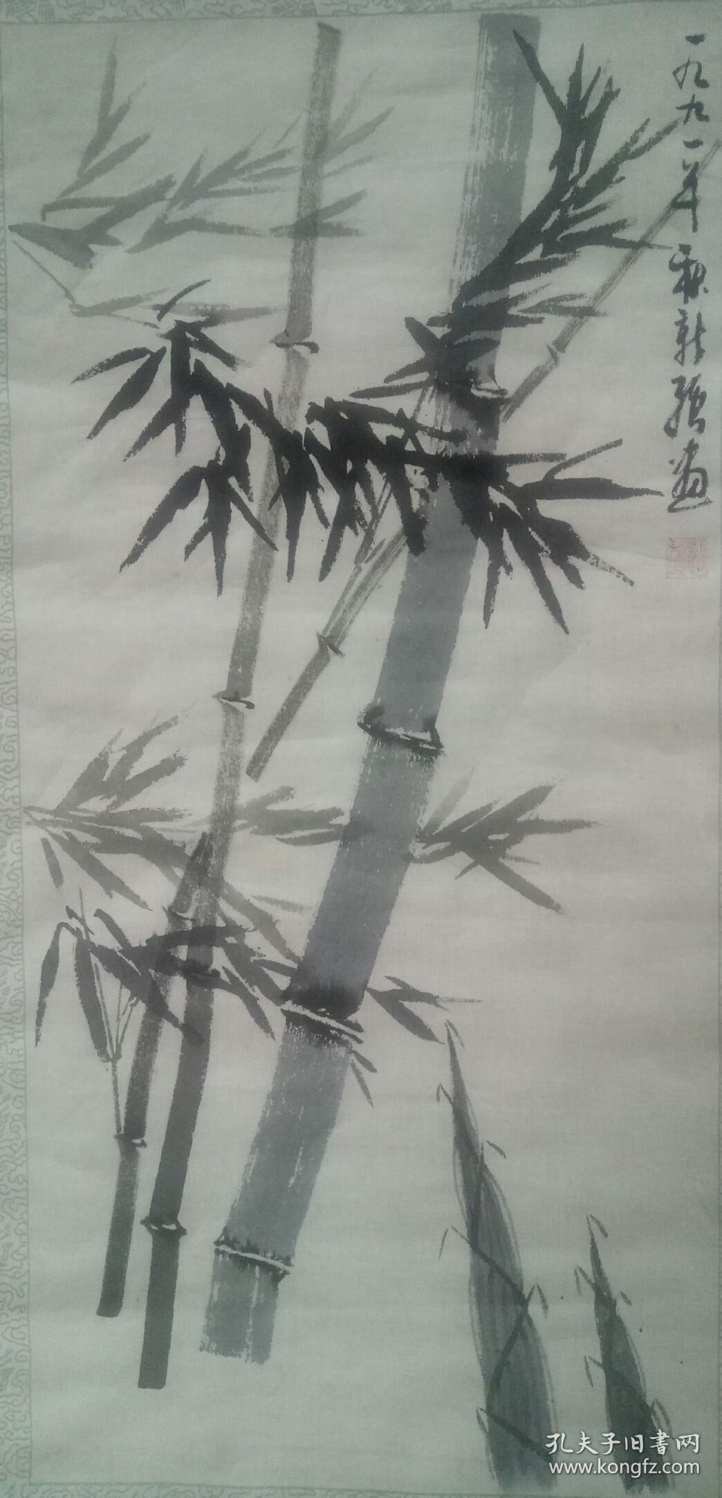 刘新强国画作品2