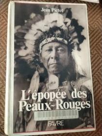 LEPOPEE DES PEAUX~ROUGES