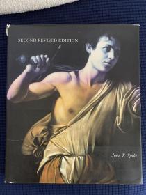 卡拉瓦乔画册 Caravaggio外文图册