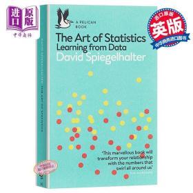 统计的艺术 英文原版 The Art of Statistics: Learning from Dat