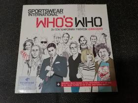 Sportswear International - Whos Who in Contemporary Fashion 2008/2009