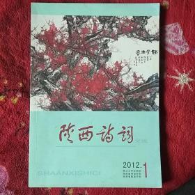 陕西诗词2013.1