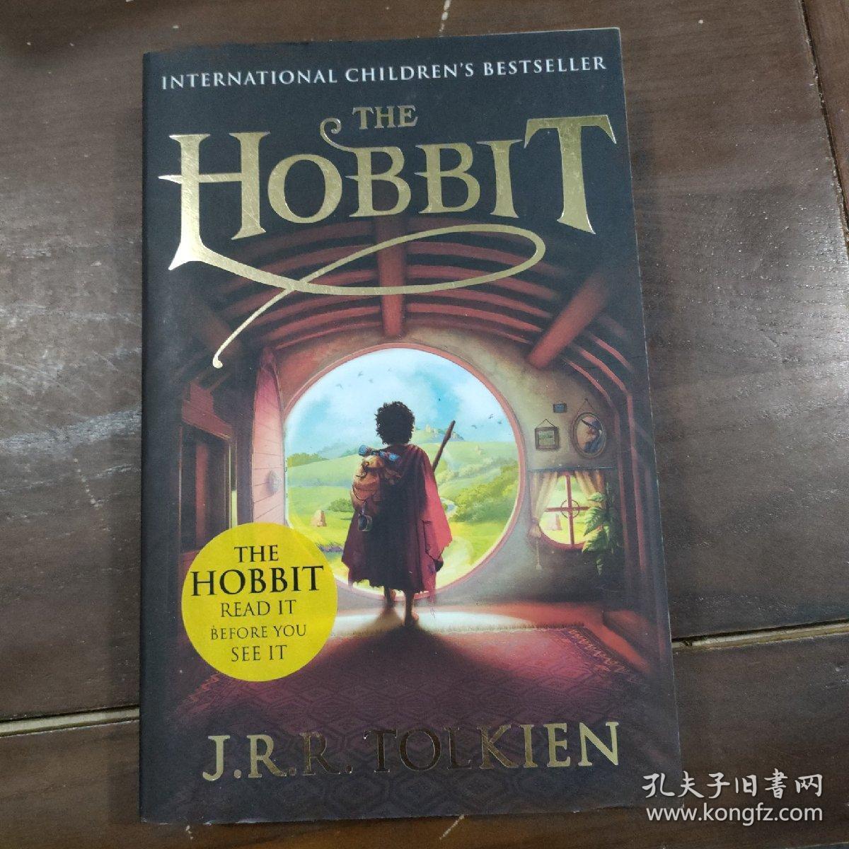 The Hobbit (Essential Modern Classics) 霍比特人