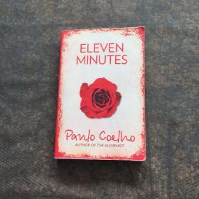 Eleven Minutes Paulo Coelho 英语原版