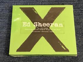 ed Sheeran X CD 艾德西兰