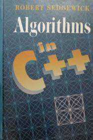 塞奇威克《C++算法》Algorithms in C++英文原版