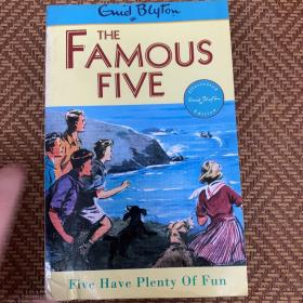 Famous Five (Classic Edition) 14: Five Have Plenty Of Fun 五伙伴历险记14:保护贝塔