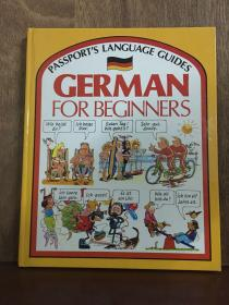 German For Beginners (Passport's Language Guides)