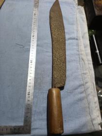 清代民俗编席子米子工具。高48厘米。