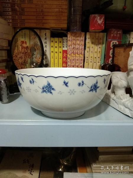 景德镇陶瓷 大瓷碗 大汤碗-库存全新