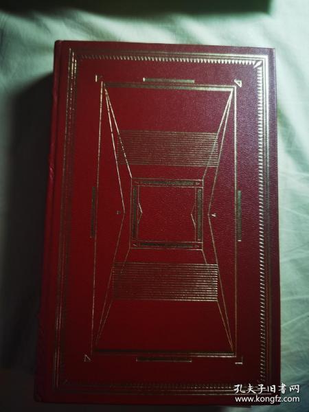 20世纪美国著名作家 菲利普·罗斯(Philip Roth,1933年3月19日—2018年5月22日) 作品《反生活》 限量头层牛皮装帧 三面刷金 签名本