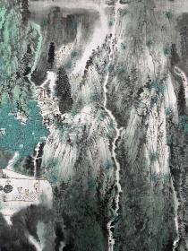 卢禹舜,六尺作品。