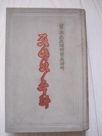 卓娅和舒拉的故事(朝鲜文,精装)