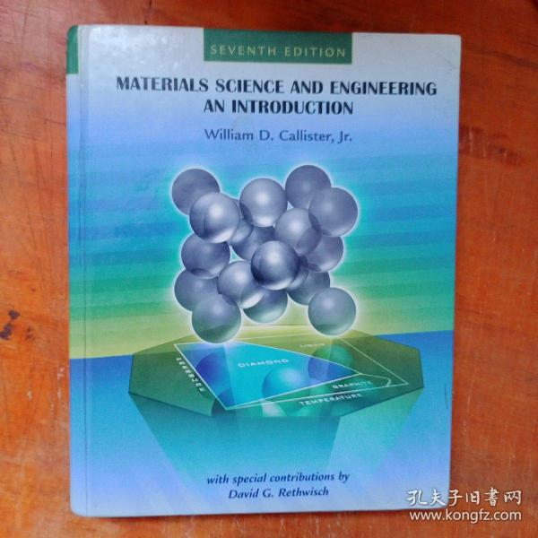 Materials Science And Engineering An Introduction
