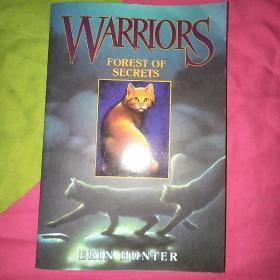 Warriors #3: Forest of Secrets猫武士首部曲3:疑云重重