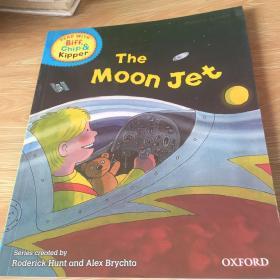 handbook  the moon jet    biff chip kipper