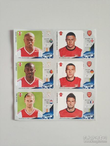 欧洲足球明星3