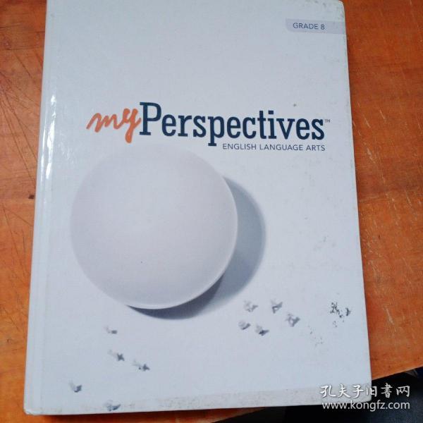 my Perspectives GRADE 8 (精装原版 )