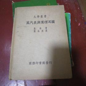 蒸汽表与莫理耳图 合营书店章