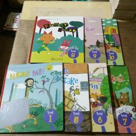 kids Brown2.0 Level2 (1、5、6、7、8、9、10)(布朗儿童英语)7册合售