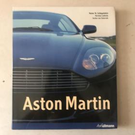 2011版.Aston Martin 阿斯顿 马丁画册