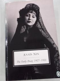 THE EARLY DIARY1927-1931 法裔美籍女名家安妮丝宁《早年日记集》1995
