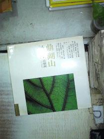 北回归线上的绿洲鼎湖山 (有邮票 信封 明信片)(详见实拍图)