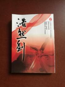 赵晨光 浩然剑 1版1印