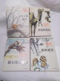 杨红樱画本科学童话系列4册