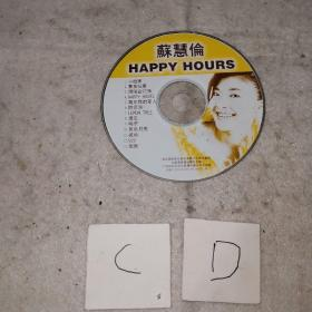 苏慧伦 HAPPY HOURS  VCD