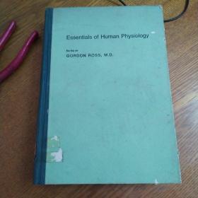 人体生理基础【英文原版。】