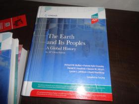 The Earth and Its Peoples:A Global History  精装英文原版