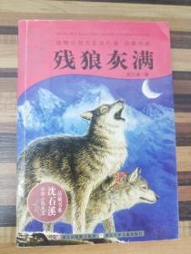 ER1095579 残狼灰满--动物小说大王沈石溪·品藏书系