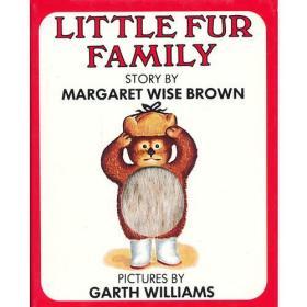 Little Fur Family Fur Edition 毛绒绒的一家
