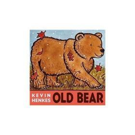 Old Bear [Board Book] 熊爸爸(卡板书)