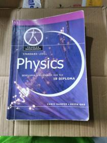 Pearson Baccalaureate: Standard Level Physics for the IB Diploma (英语)