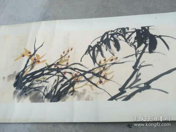 郭志光国画