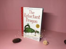 预售懒龙的故事肯尼斯格雷厄姆80周年版the relucant dragon   kenneth grahame
