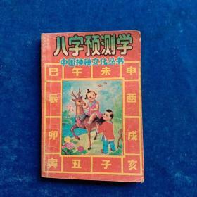 八字预测学   (中国神秘文化丛书)