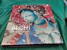 众神的宫殿——阿尔齐寺喜马拉雅与西域风格的壁画天堂、精装8开巨册、南亚地区文化;与波斯萨珊王朝及中亚地区的西域风格混合