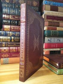 Easton Press 真皮收藏版  伊索寓言 Aesop's Fables (100 Greatest Books Ever Written)  竹节书脊 三面刷新