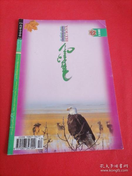 内蒙古青年  2011/13(蒙文)