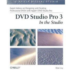 DVD Studio Pro 3: In the Studio [With DVD]