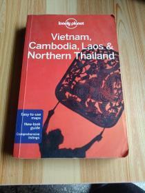 Lonely Planet: Vietnam Cambodia Laos & Northern Thailand (Multi Country Travel Guide)