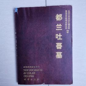 都兰吐蕃墓(全一册)〈2005年北京初版发行〉