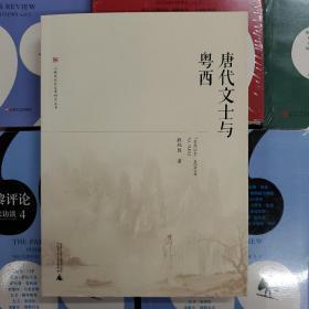 八桂文化与文学研究丛书  唐代文士与粤西(一版一印)