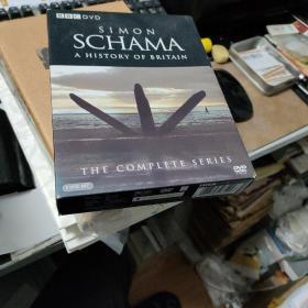 SCHAMA   DVD  6碟全  (存放153层)